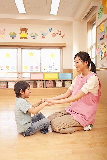 「お子様が心から安心しのびのびと過ごすことができる保育園」を一緒につくっていきませんか?