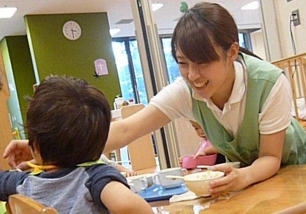【東京駅徒歩3分】定員26名、少人数制の認証保育所です☆