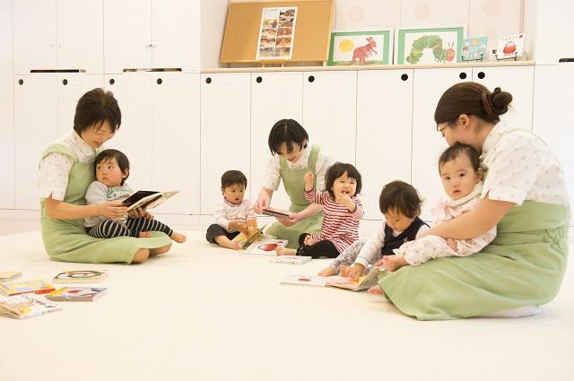 【東京都認証保育所】ポピンズナーサリースクール吉祥寺の求人画像