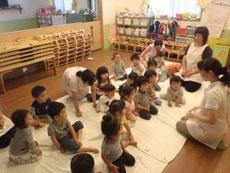 【正社員】★妙蓮寺駅徒歩1分★ 地域に根差した温かい保育園で働きませんか♪