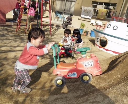 2017年度4月〜勤務OK★正社員★住之江区★子どもたちをのびのび育んでいます♪