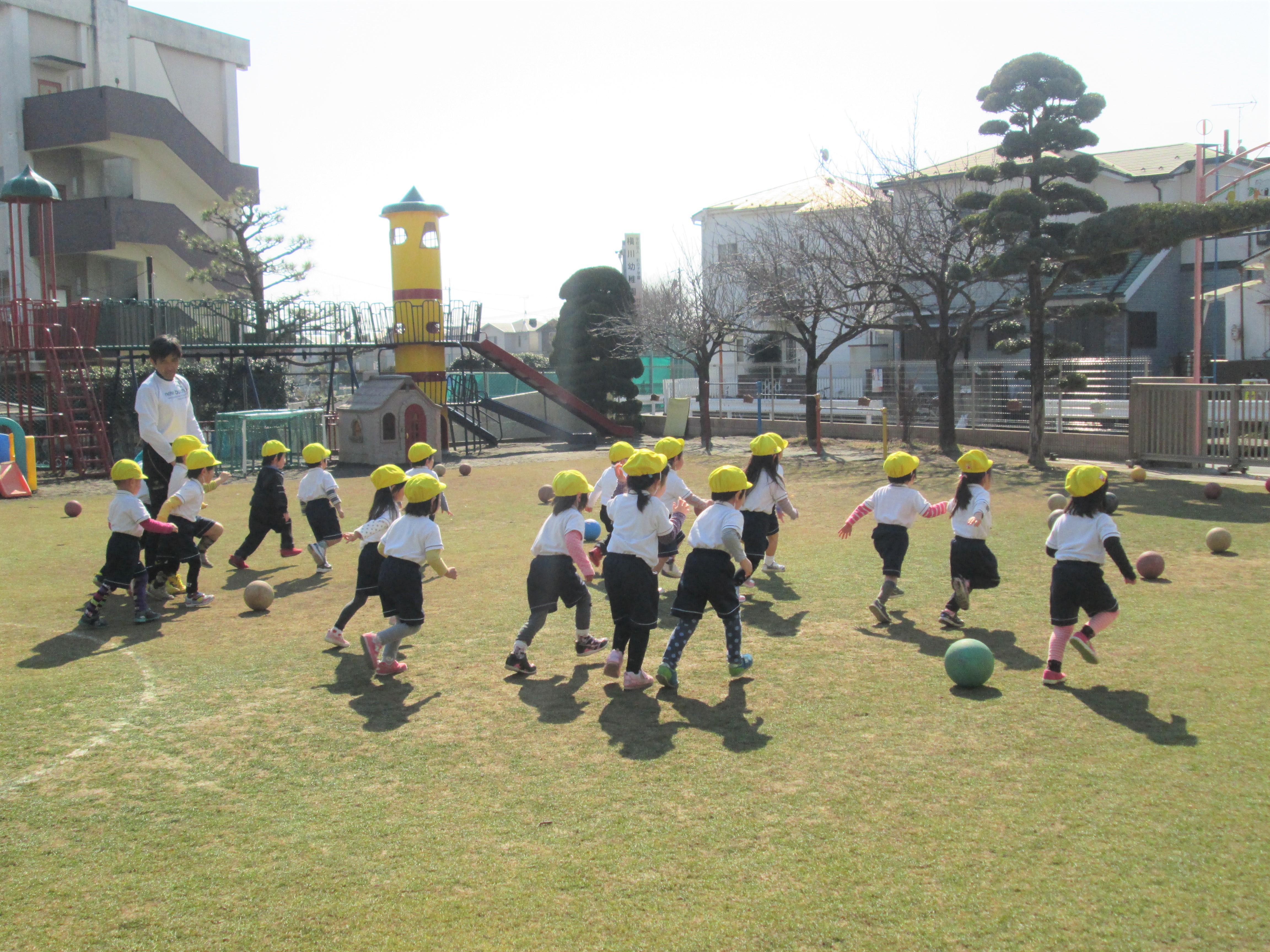 学校法人杉の子学園 認定こども園横川学園の求人画像