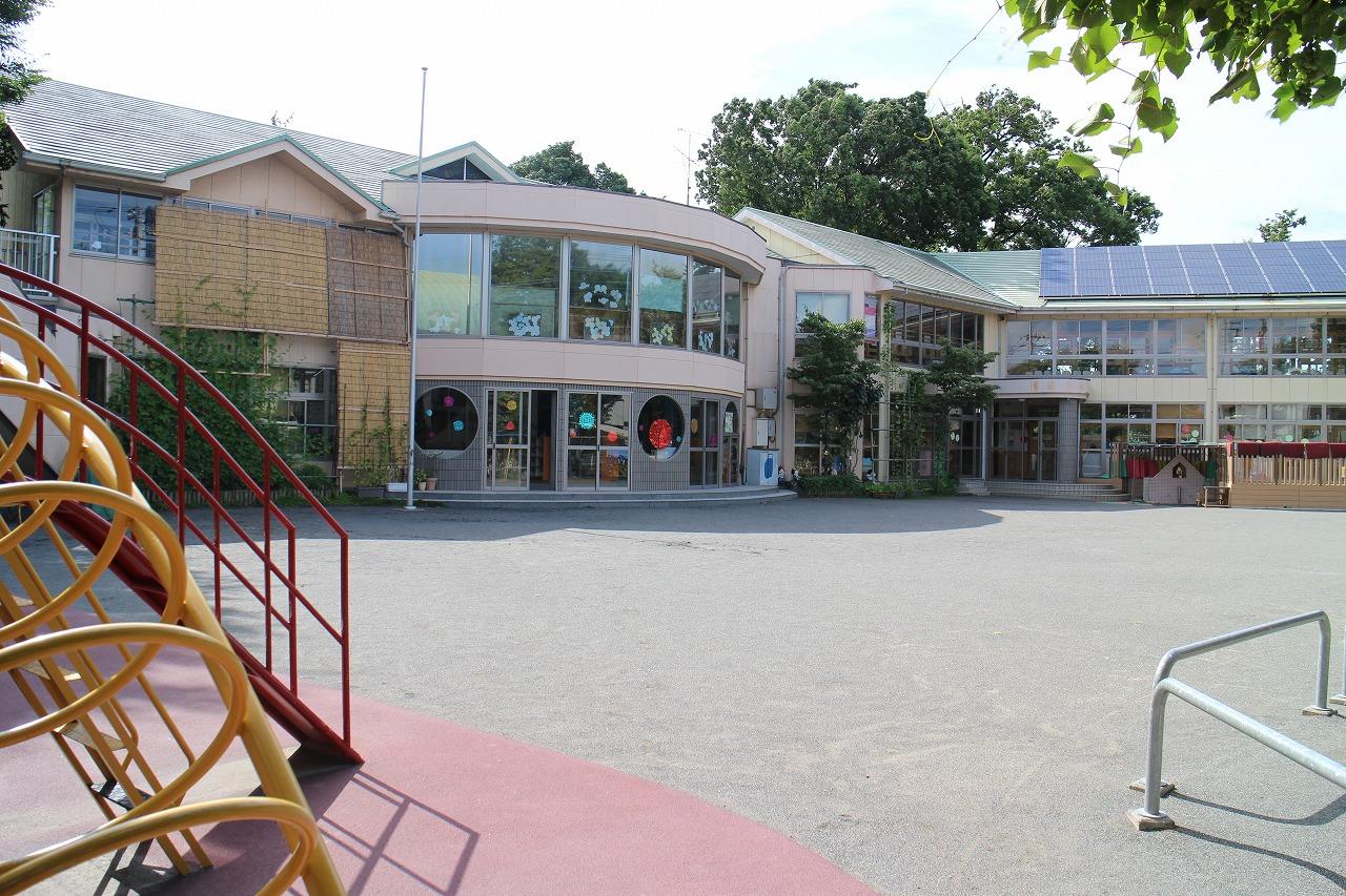 【正社員募集!!】和光市◆賞与4.5か月分!!緑豊かで自然に囲まれた温かい園で働きませんか?