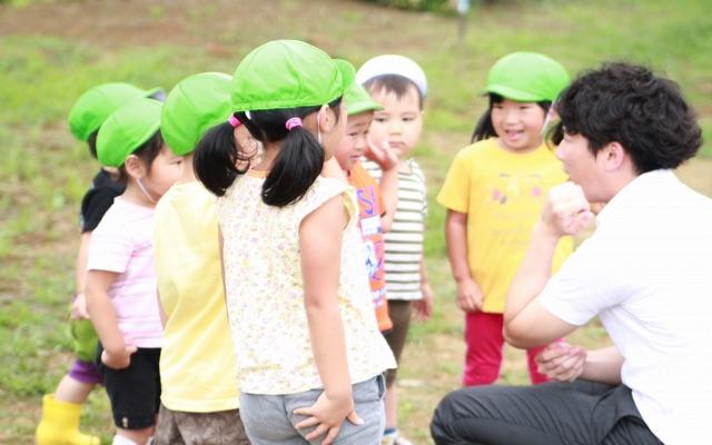 【車・自転車通勤可!!】かわいい子どもたちの笑顔に囲まれて、楽しくお仕事しませんか?