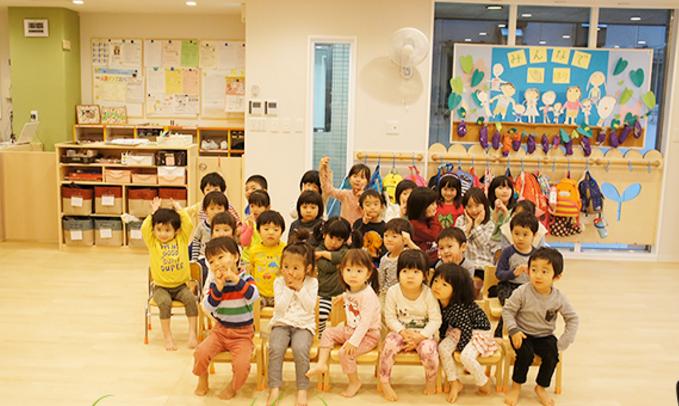 川崎認定保育園 EGAOの保育みらいっこの求人画像