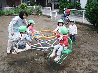 保育園 NATURAL HOUSE 武蔵浦和園の求人画像
