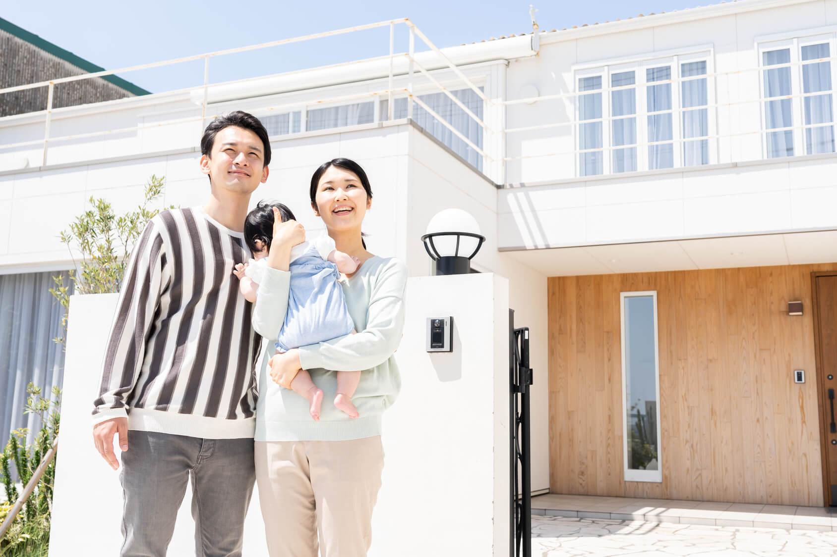 家を建てる人の平均年齢とは?