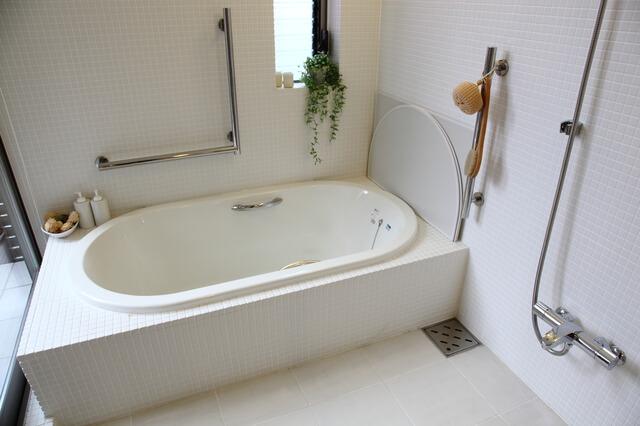 お風呂をバリアフリー化するポイント