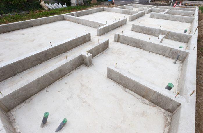 新築住宅における基礎工事の重要性&現地でのチェックポイント
