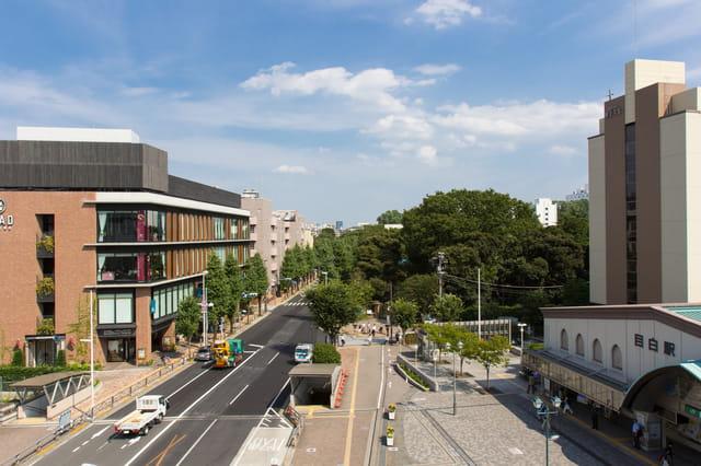 【山手線29駅の魅力を探る・目白駅2】駅周辺の高台が高級住宅地の先駆けに