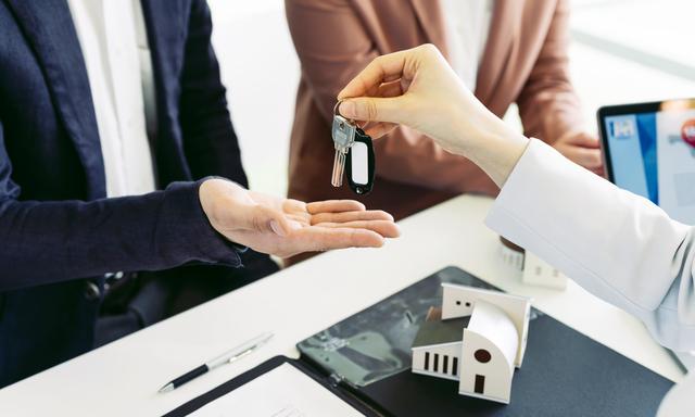 不動産の契約