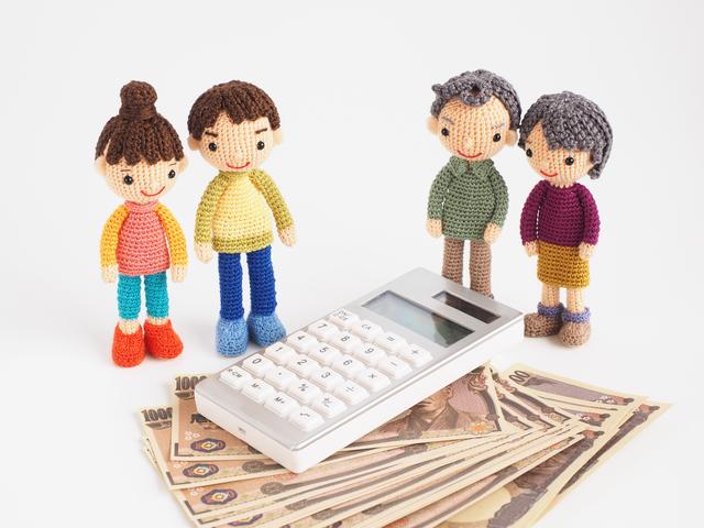 住宅取得の場合の直系尊属からの贈与