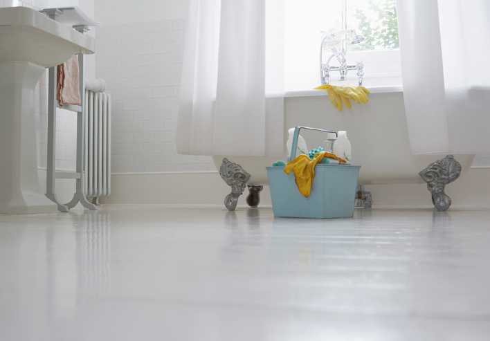 築浅ならではの清潔感は大きなウリ