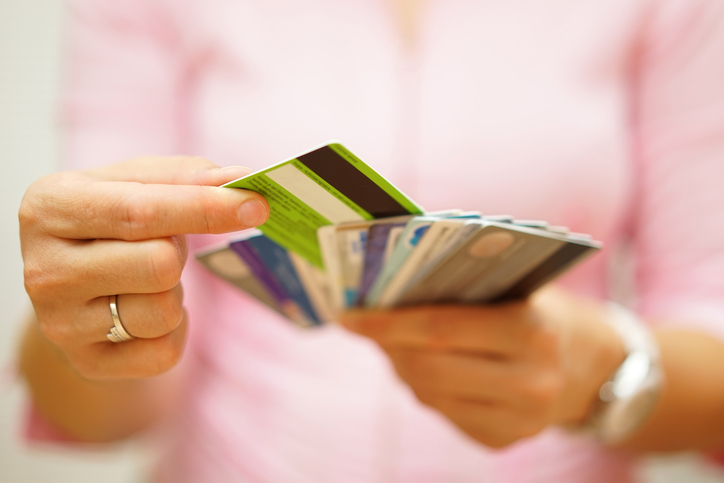 クレジットカードのキャッシング。あなたは大丈夫?
