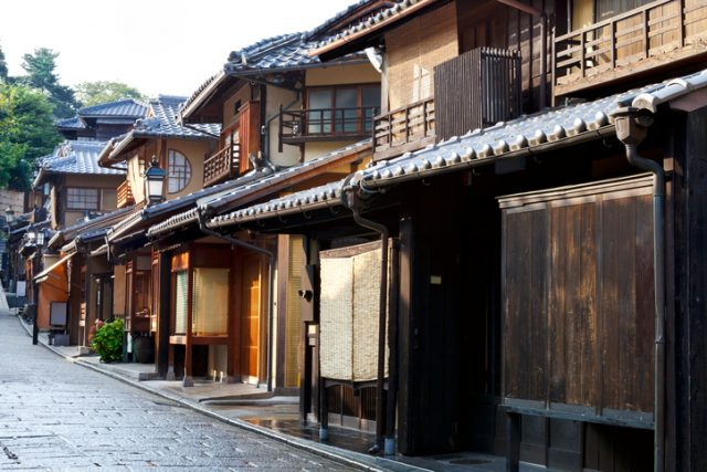京都の町屋