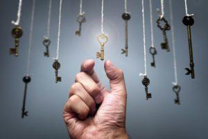 交換費用は鍵の種類で変わる
