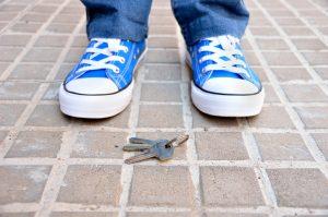 鍵を紛失した場合はどうする?