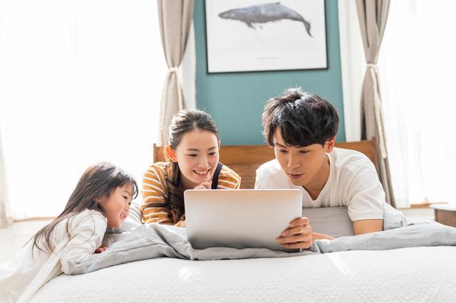 家族で暮らしのイメージを考えよう