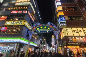 新宿 歌舞伎町
