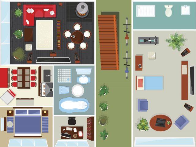 親世帯・子世帯で共有することが多いスペースとは。リビング、キッチン、洗面所、それとも・・・