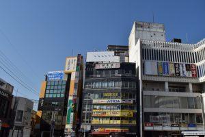 本八幡駅周辺