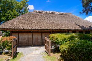 【静岡県】国指定重要文化財・旧植松家住宅