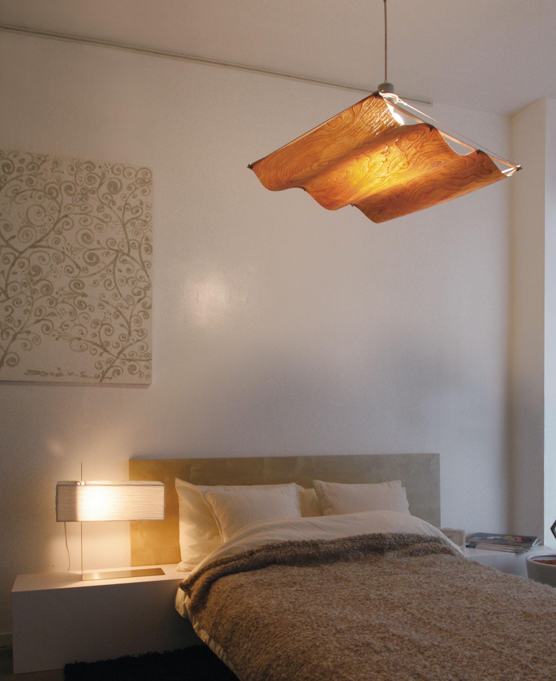 寝室 照明