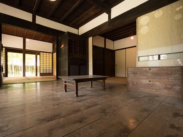 既に建っている家が、好みに合った昔ながらの家の可能性もあります。