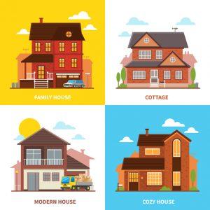 Cottage House 2x2 Design Concept