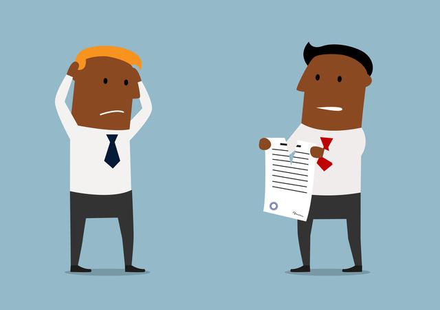賃貸借契約書の内容は確認しましたか?