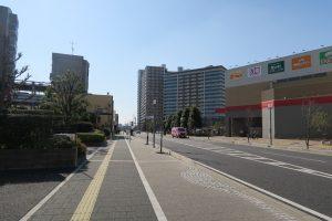 津田沼ザ・タワーの周辺環境(奏の杜)