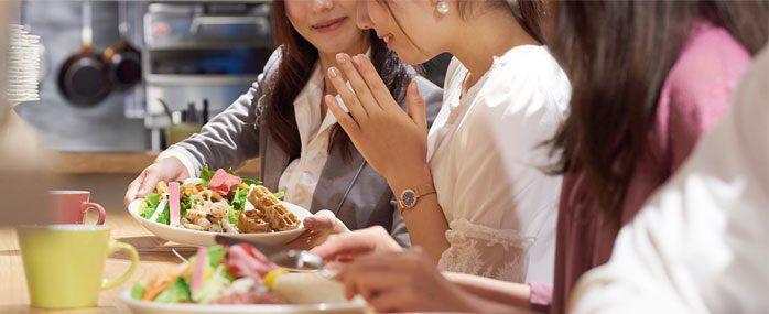 毎日オシャレ飯?一人暮らし女子大生の「リアルな外食のペース」