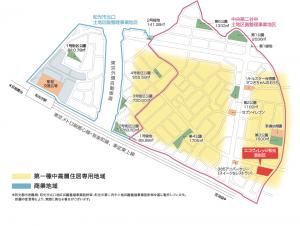 エコヴィレッジ和光 新街区_区画整理