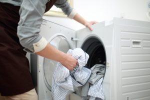 洗濯乾燥機で家事負担を減らそう
