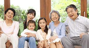 親から援助を受ける