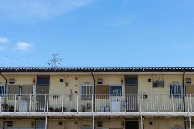 古いアパートも意外に良い 知っておくべきメリットデメリット
