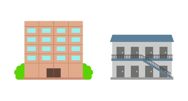 古い物件も住めば都築年数が古いアパートの意外なメリット 住まい