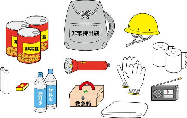 普段からできる地震への備え
