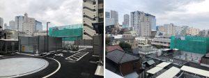 シティハウス目黒ザ・ツインの眺望と敷地