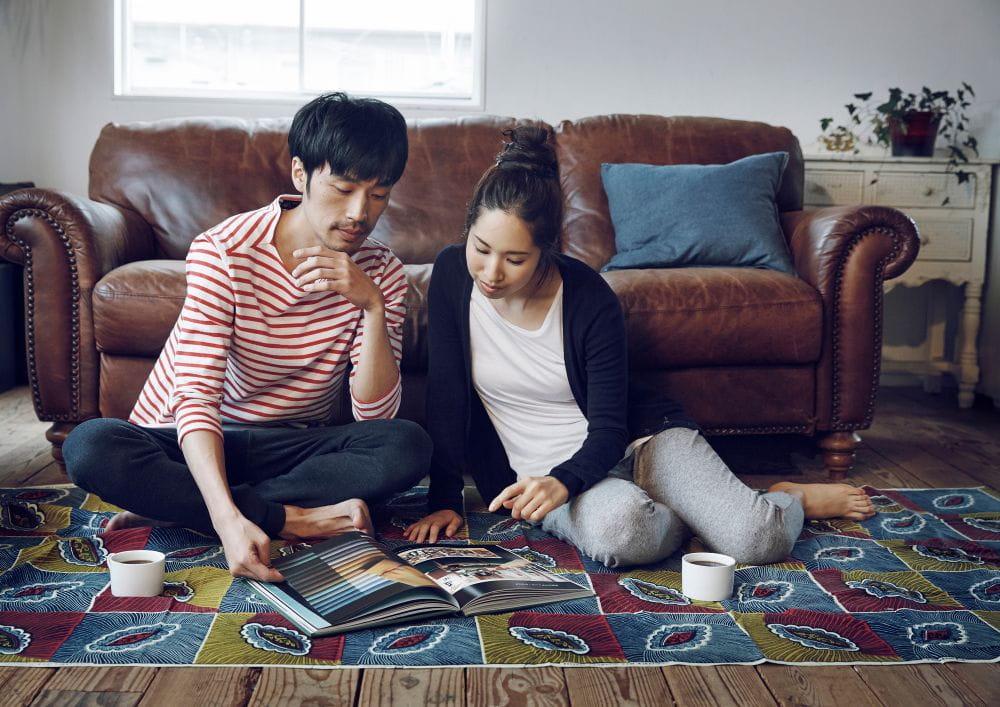 同棲の賃貸