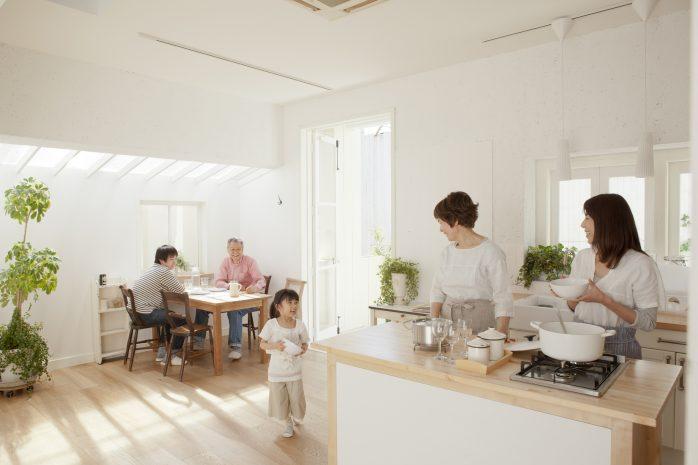 何がどう違う? タイプ別・二世帯住宅を建てる時の価格