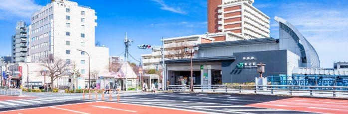 【山手線29駅の魅力を探る・駒込駅1】「山の手」の駅であり「下町」の駅でもある特殊な立地