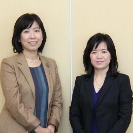 田岡恵・髙井典子 対談