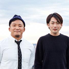 KUSHIDA・柴崎竜人 対談