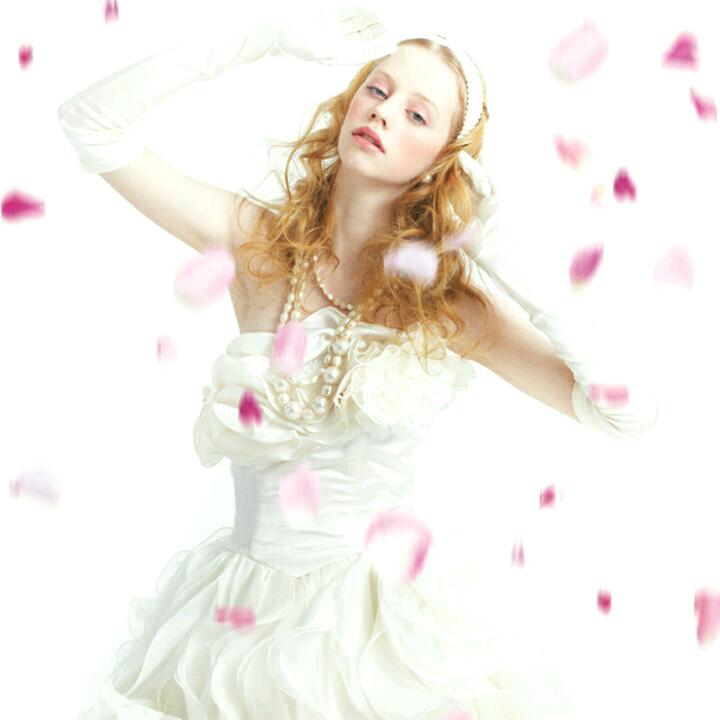 ウェディングドレスのモデルは、何故、白人さんが多いのでしょうか?