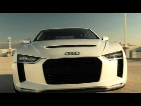 「奧迪Quattro概念車」- Audi Quattro Concept