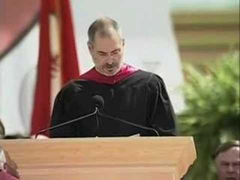 「賈伯斯2005史丹佛畢業演講」- Steve Jobs' 2005 Stanford Commencement Address