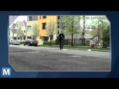 「學生的新發明:路面坑洞救星」- Students Invent Silly-Putty Patch for Potholes