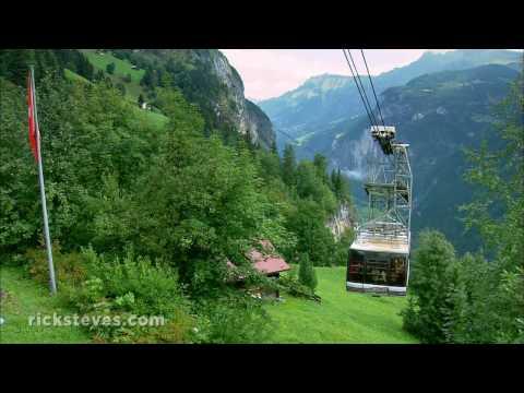 阿爾卑斯山的極致美景:Gimmelwald小鎮