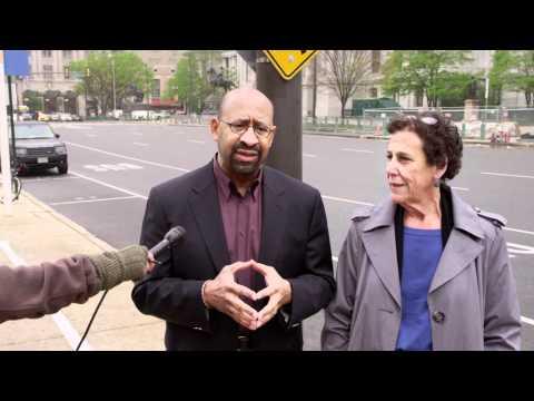 「費城推出電子步道行動」- Philadelphia E-Lane Initiative April 1, 2012